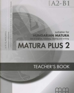 Matura Plus 2 Teacher's Book