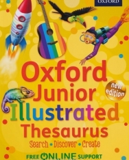 Oxford Junior Illustrated Thesaurus - New Edition