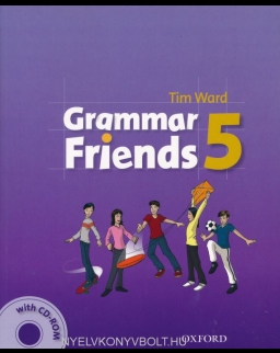 Grammar Friends 5 Student's Book with CD-ROM
