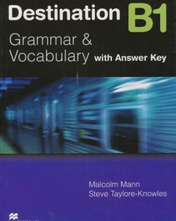 Destination B1 Grammar & Vocabulary with Answer Key