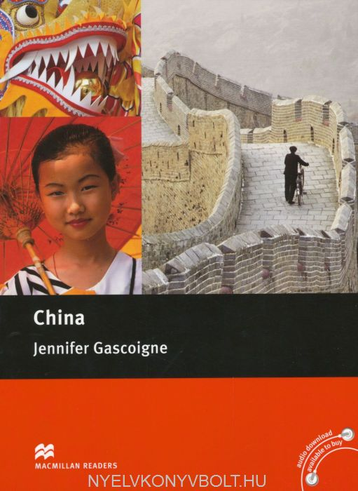 China - Macmillan Readers B1-B2 Intermediate with Audio download available