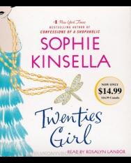Sophie Kinsella: Twenties Girl - Audio Book (5CDs)