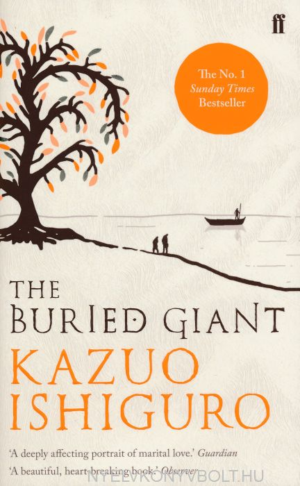 Kazuo Ishiguro: The Buried Giant