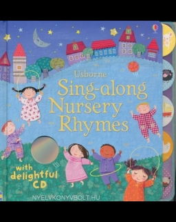 Sing-along Nursery Rhymes with CD