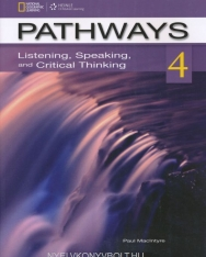 Pathways Level 4 - Listening,Speaking and Critical Thinking with Online Workbook Access Code
