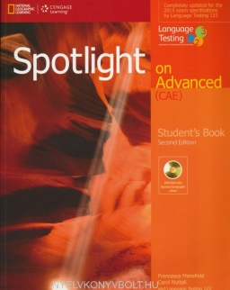 Spotlight on CAE Student's Book Second Edition