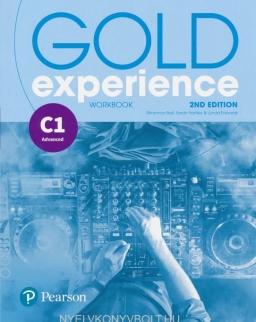 Gold Experience 2nd Edition Level C1 Workbook