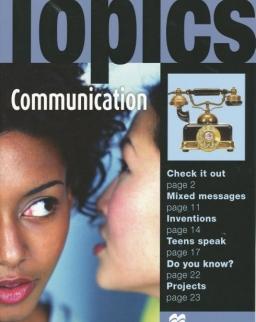 Macmillan Topics - Communication