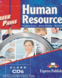 Career Paths - Human Resources Audio CDs (2)