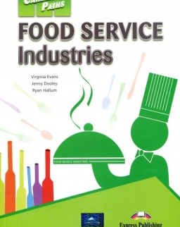 Career Paths - Food Service Industries Student's Book with Digibook App