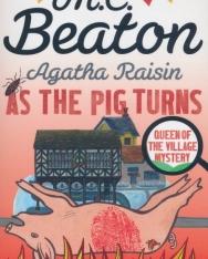 M. C. Beaton: Agatha Raisin: As the Pig Turns
