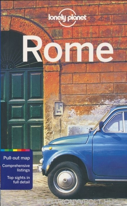 Lonely Planet - Rome City Guide (7th Edition)