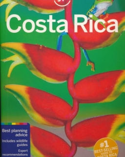 Lonely Planet - Costa Rica Travel Guide (13th Edition)