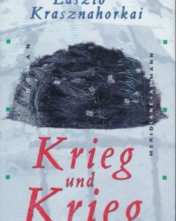 Krasznahorkai László: Krieg und Krieg (Háború és háború német nyelven)