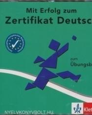 Mit Erfolg zum Zertifikat Deutsch Übungsbuch CD
