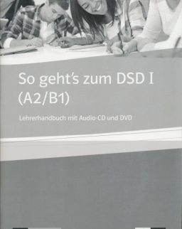 So geht's zum DSD I ( A2/B1) Lehrerhandbuch mit Audio-CD un DVD