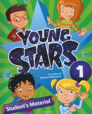 Young Stars Level 1 Student's Material with My Alphabet Book