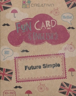 Fun Card English: Future Simple