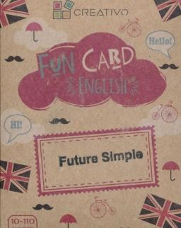 Fun Card English: Future Simple