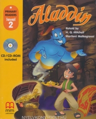 Aladdin with Audio CD - MM Primary Readers Level 2