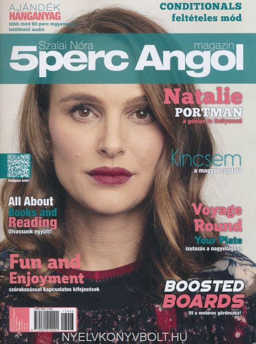 Öt Perc Angol Magazin 2017 Március