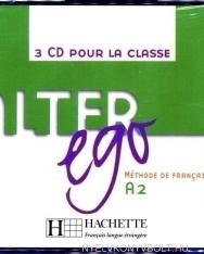 Alter ego 2 - Méthode de francais niveau A2 CD pour la classe (3)