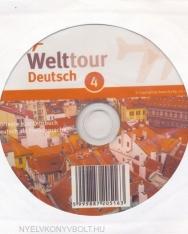 Welttour Deutsch 4 Cd