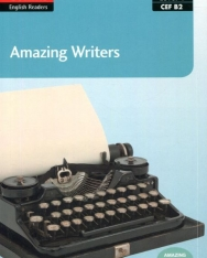 Amazing Writers - Collins English Readers + MP3 Audio CD - Level 4 B2