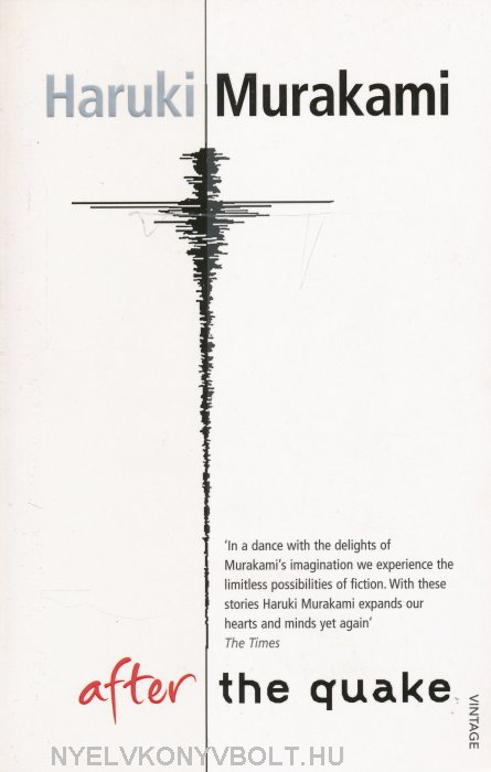 Haruki Murakami: After the Quake