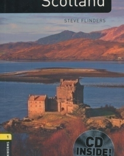 Scotland with Audio CD - Oxford Bookworms Library Level 1