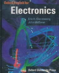 Oxford English for Electronics Cassette
