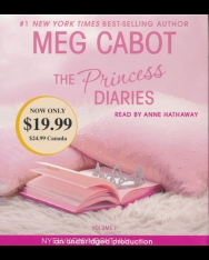 Meg Cabot: The Princess Diaries - Audio Book (5CDs)