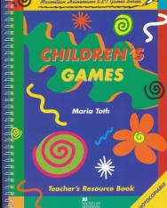 Children's Games Teacher's Resource Book