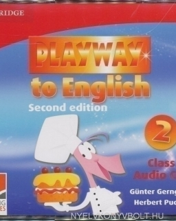 Playway to English - 2nd Edition - 2 Class Audio CDs (3)
