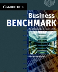 Business Benchmark Pre-Intermediate to Intermediate - for BEC Preliminary and BULATS Editions Personal Study Book