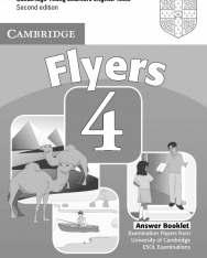 Cambridge Young Learners English Tests Flyers 4 Answer Booklet