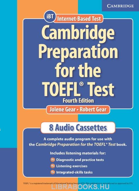 Cambridge Preparation for the TOEFL Test iBT Edition Audio Cassettes