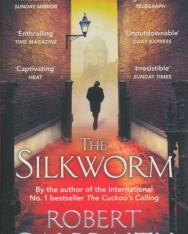 Robert Galbraith: Silkworm