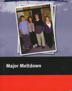 Dawson's Creek - Major Meltdown with Audio CD - Macmillan Readers Level 3
