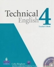 Technical English 4 Teacher's Book with Test Master CD-ROM