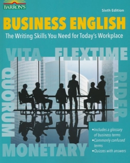 Barron's Business English - The writing skills you need for todays workplace 6th edition