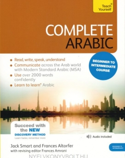Teach Yourself - Complete Arabic Beginner to Intermediate Course with Audio included