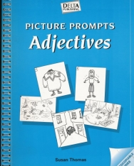 Picture Prompts - Adjectives - Photocopiable Resource Book