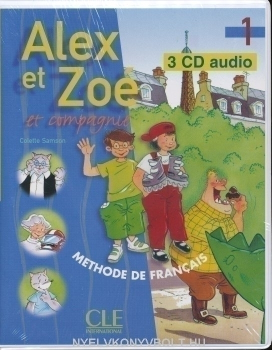 Alex et Zoé 1 CD (3)