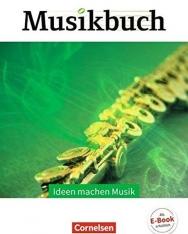 Musikbuch Oberstufe - Themenhefte: Ideen machen Musik - Audio-CDs