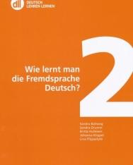 Wie lernt man die Fremdsprache Deutsch? mit DVD video - Deutsch Lehren Lernen 2