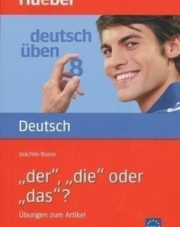 Deutsch Üben 8: