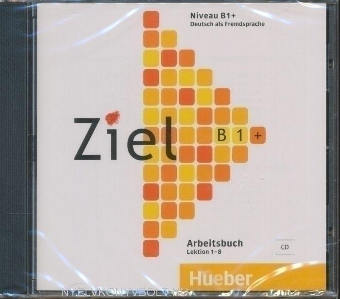 Ziel B1+ Arbeitsbuch CD Band 1 Lektion 1-8
