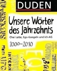 Unsere Wörter des Jahrzehnts  -  Chai Latte, Ego-Googeln und Ich-AG 2000-2010