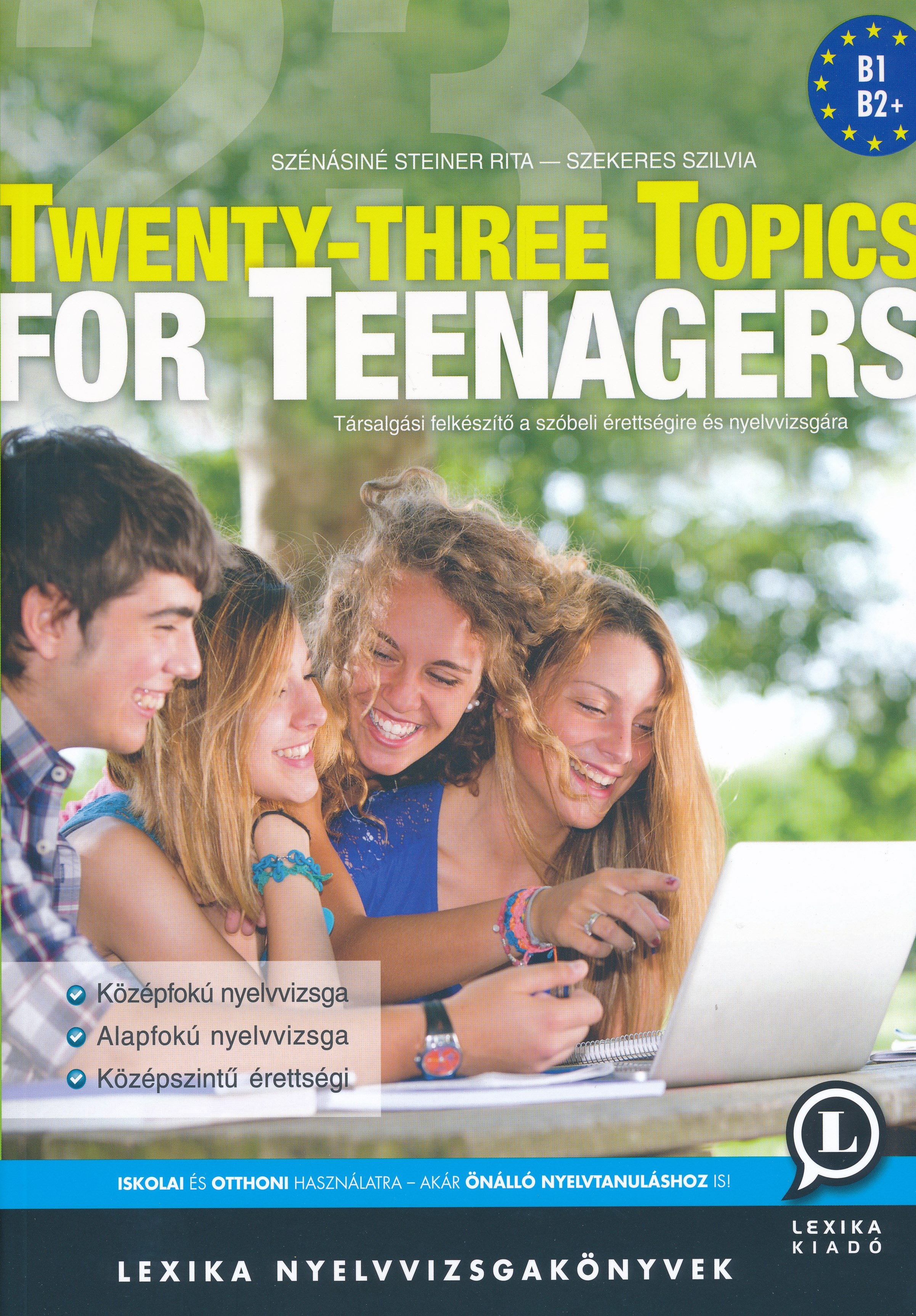 Twenty-three Topics for Teenagers 2. kiadás